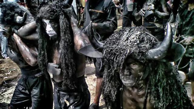 Kebo – Keboan Ritual Magis Masyarakat Banyuwangi