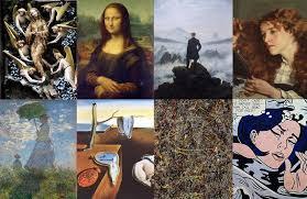 Mengenal Optical Art, Salah Satu Seni Modern yang Populer di Dunia
